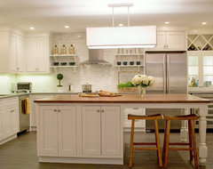 Island Dreams Kitchen traditional-kitchen