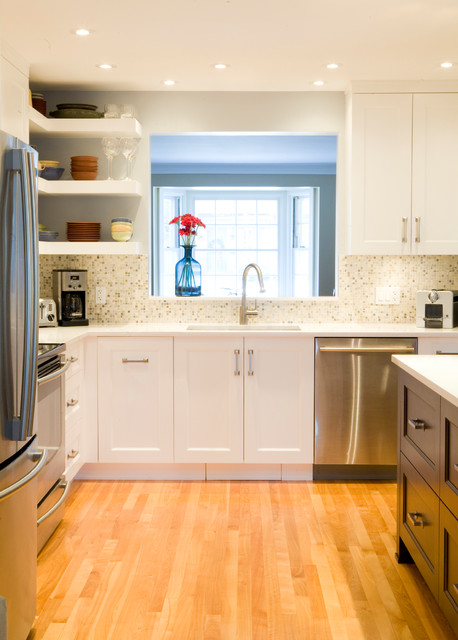 Island Park Kitchen Renovation