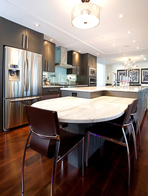 island seating contemporary kitchen other by
