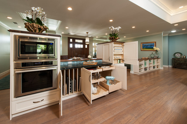 Island tranquility transitional kitchen hawaii by archipelago
