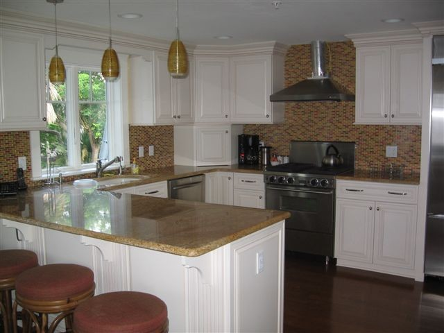 Island Vacation Home Traditional Kitchen Other By