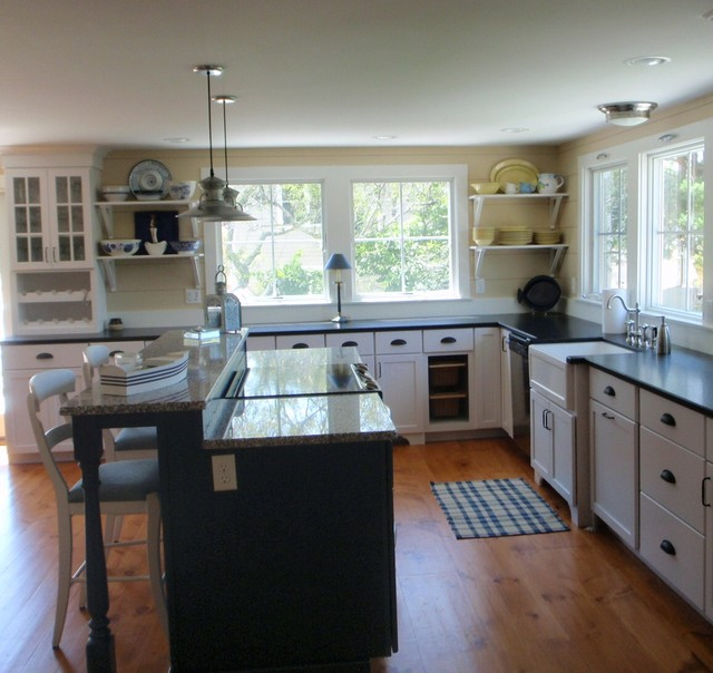 Kitchen Island With Stove And Seating Kitchen Designs