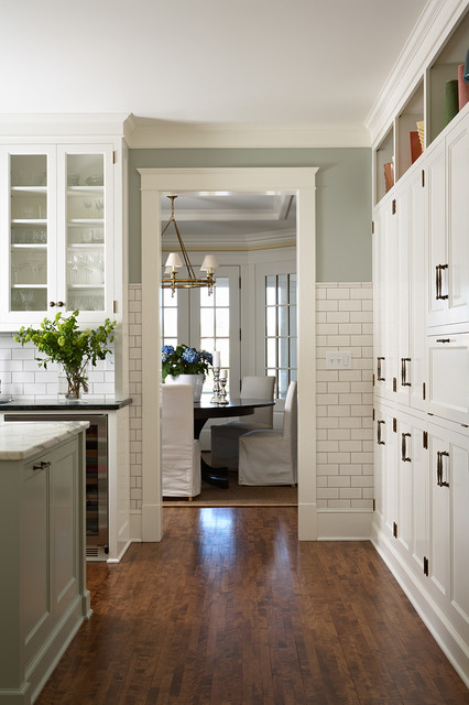 Isles Residence | detailing traditional-kitchen
