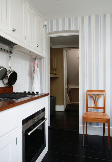Islington Apartment Traditional Kitchen London By