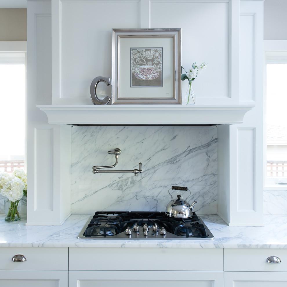 Issaquah Elegant Kitchen - Transitional - Kitchen ...