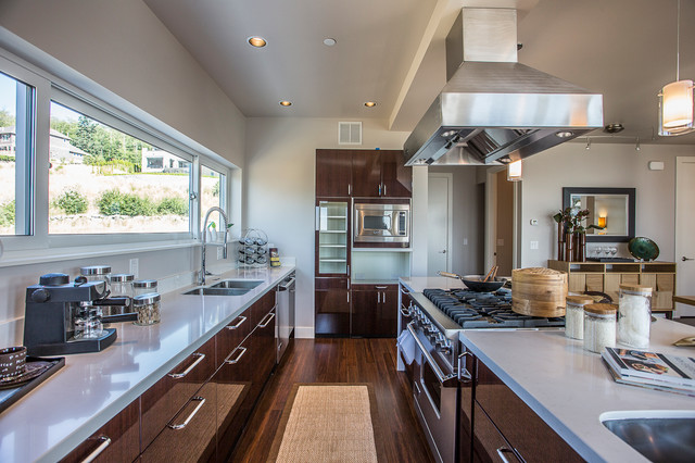 Issaquah Highlands Contemporary Kitchen Seattle By Coates Design Arch