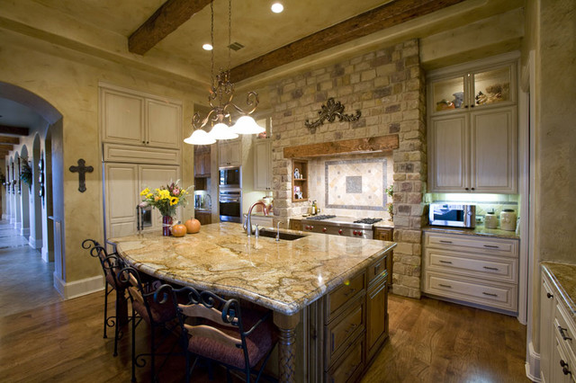 Italian Countryside Chateau Traditional Kitchen Other Metro By Eppright Custom Homes