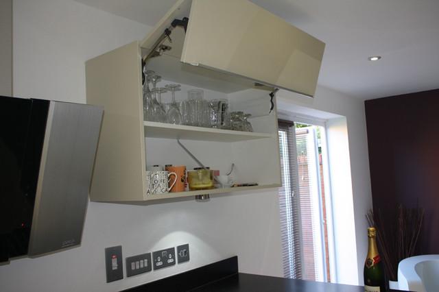 Italian Design House Giants Pininfarina Come To Town contemporary-kitchen