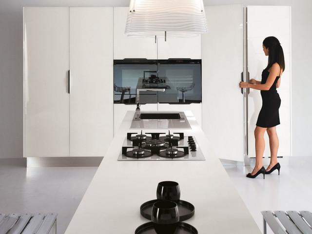 Italian Designed Kitchens modern-kitchen