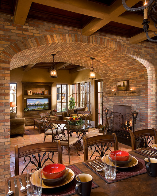 Mediterranean Style Home For Sale In Phoenix S Famed: Italian Farmhouse