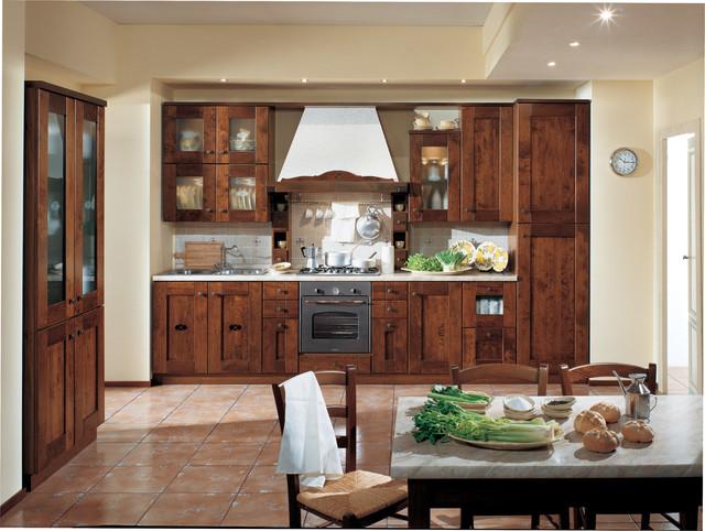 Italian Kitchen ( Alessia) traditional-kitchen