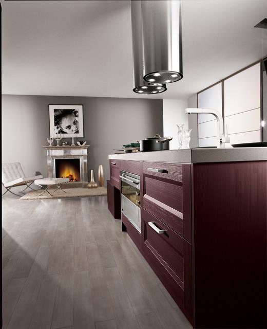Italian Kitchen Cabinets By Effequattro Cucine Model Devon Transitional Kitchen Miami