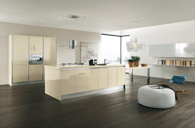 Italian kitchen cabinets by effequattro cucine model for Infinity kitchen designs