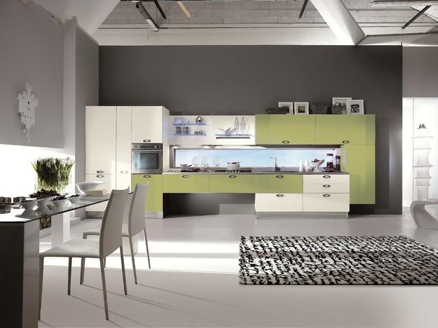 Italian Kitchen Collection modern-kitchen