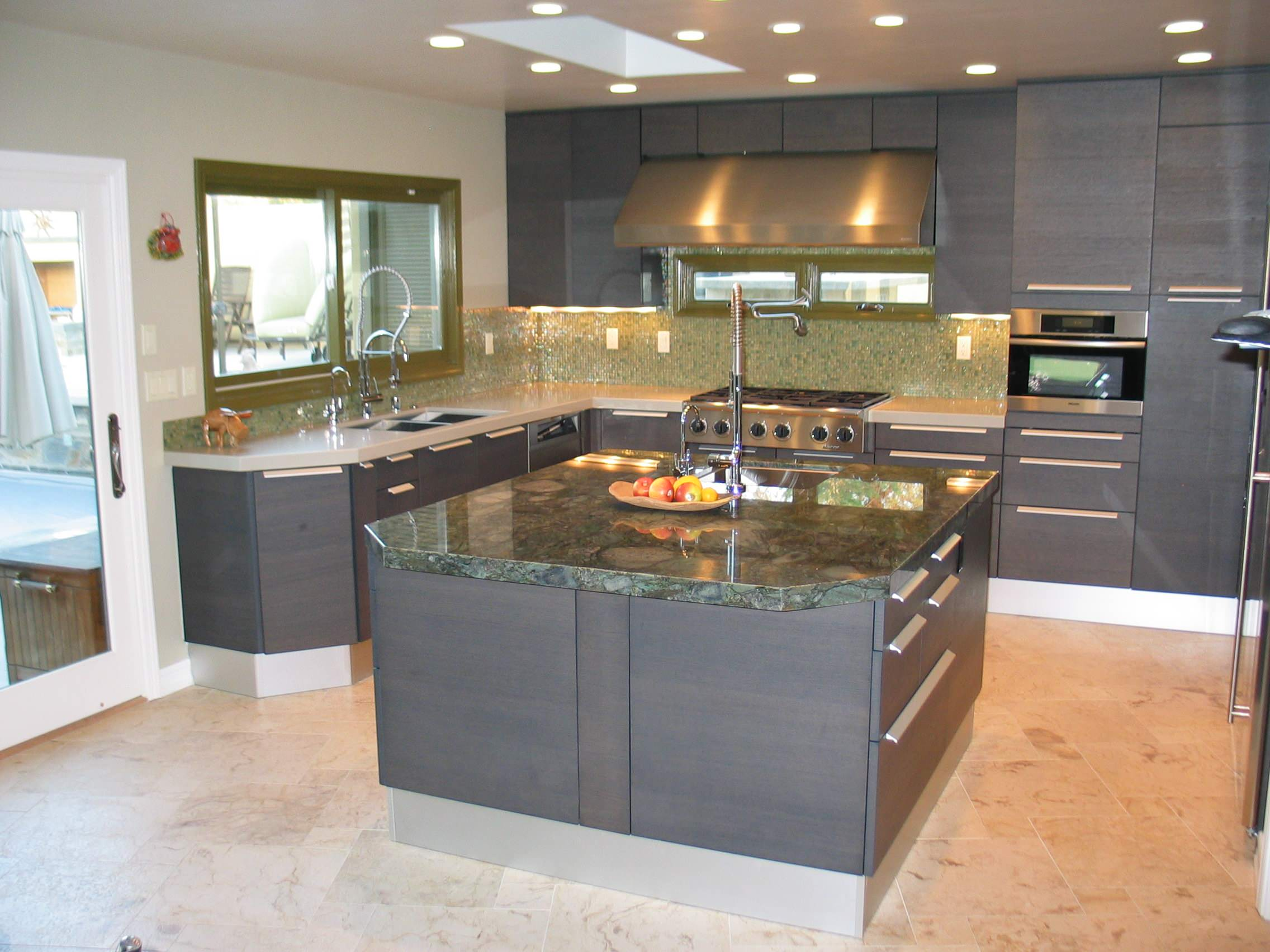 Italian Kitchen Design Houzz