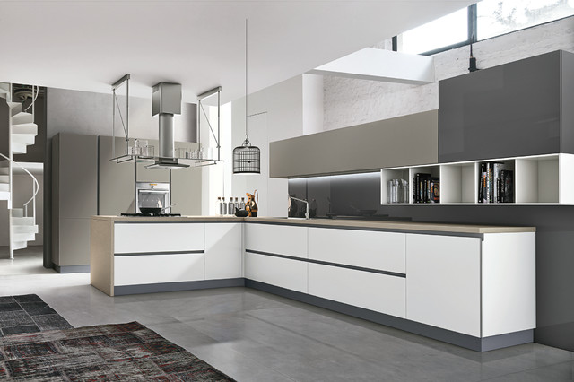 Italian Kitchens Aleve Modern Kitchen Other By