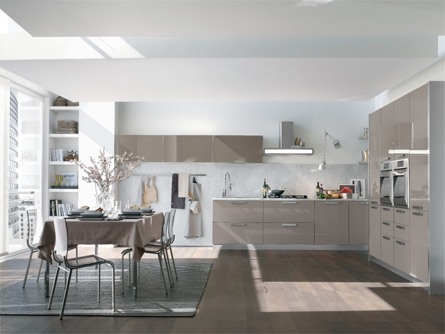 italian kitchens area contemporary kitchen miami by