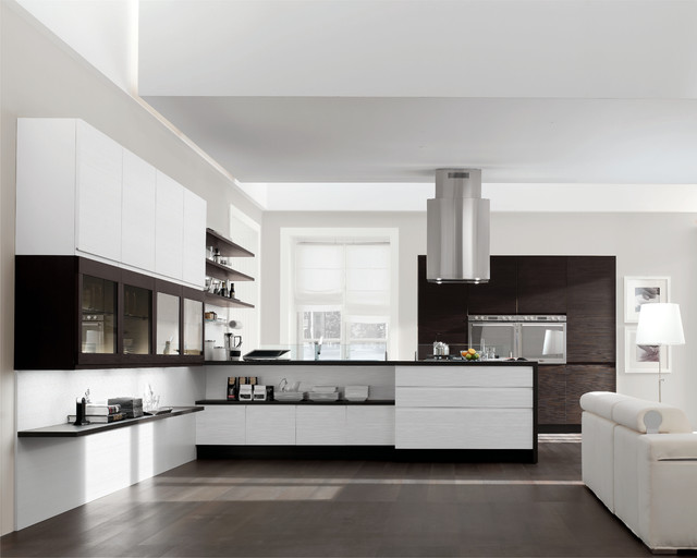 Italian Kitchens Bring Modern Kitchen Other By