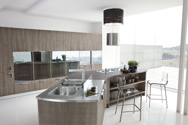 italian kitchens milly modern kitchen miami by yamini