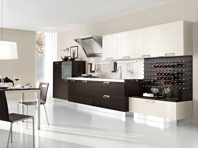 Modern Italian Kitchen Design Custom Modern Italian Kitchen  Houzz