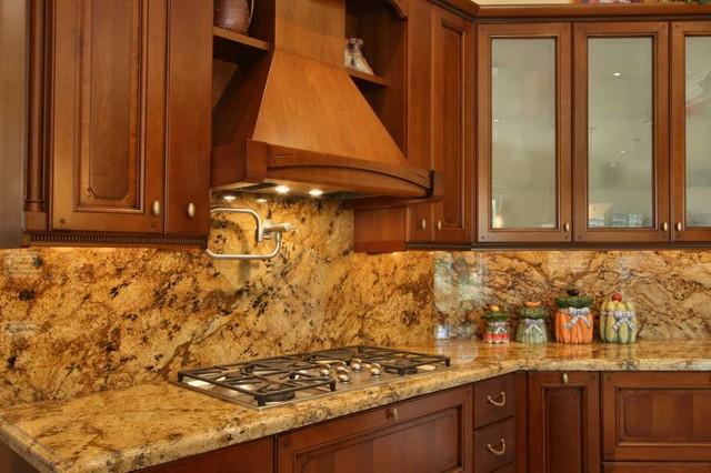 Italian traditional kitchen design in san diego for D italian kitchen