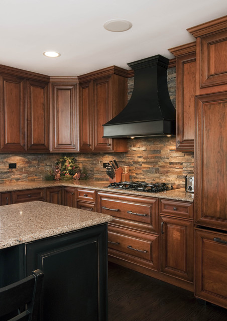 Itasca, Il -- Kitchen Design and Remodel - Traditional ...