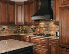 Itasca, Il -- Kitchen Design and Remodel traditional-kitchen