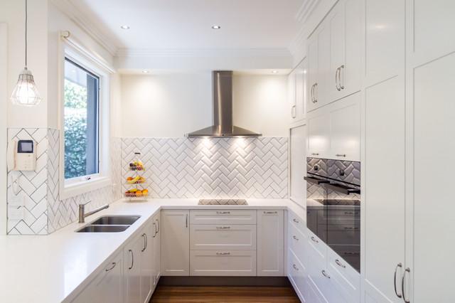 How Do I Choose A Splashback For A White Kitchen Houzz Nz