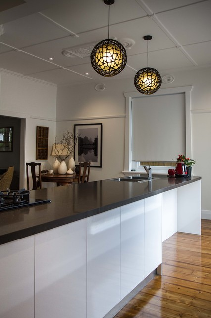 Ivanhoe Kitchen Traditional Kitchen Melbourne By The Kitchen Design Centre