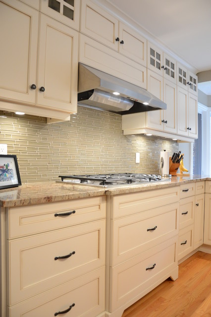 Ives Renovation traditional-kitchen