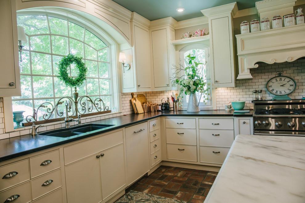 Ivory Kitchen Cabinets Farmhouse, Ivory Kitchen Cabinets