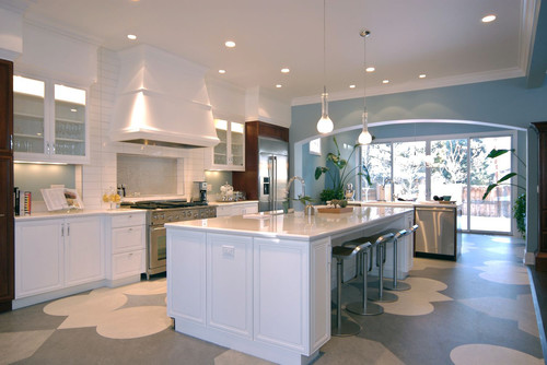 linoleum has always been one of the most eco-friendly flooring options