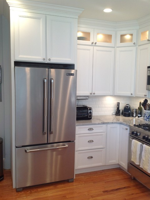 J & W C - Brookline MA traditional-kitchen