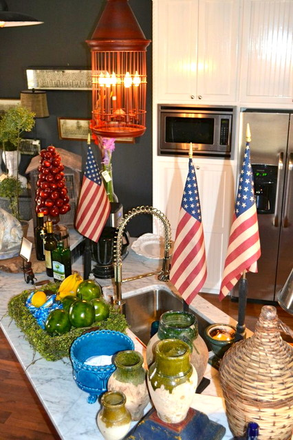 J Bungalows Model Homme eclectic-kitchen