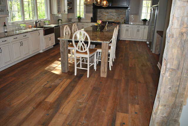 Jack Laurie Home Floor Designs Castle Combe Traditional Kitchen Atlanta By Usfloors