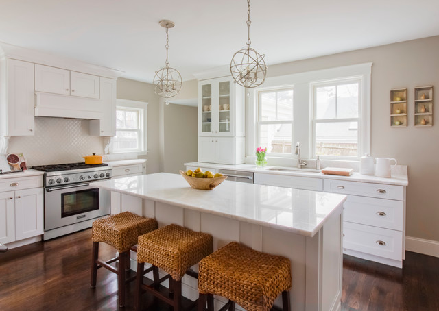 Plan Your Kitchen Island Seating To Suit Your Family S Needs