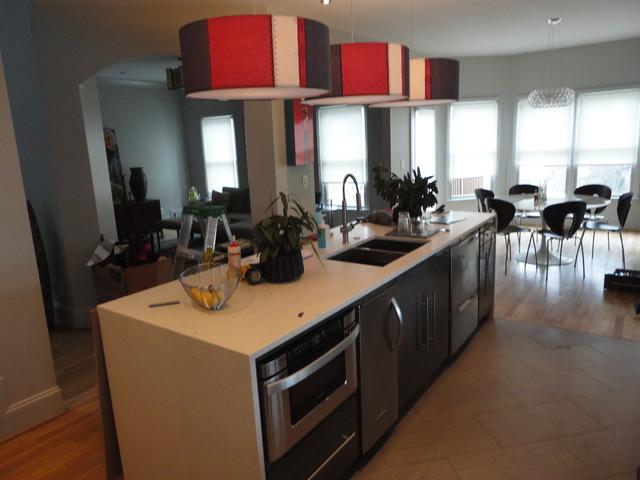 Jackie Gutherie Kitchen Design modern-kitchen
