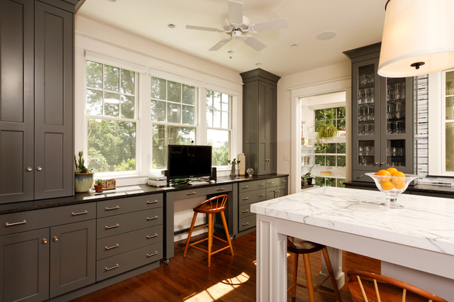 Jackson Door, Silver Springs, MD - Greenfield Cabinetry kitchen