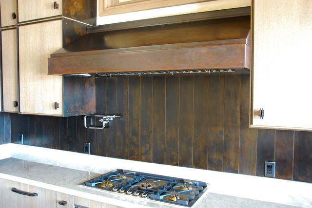 Jackson hole residence by brandner design contemporary kitchen for Kitchen jackson hole