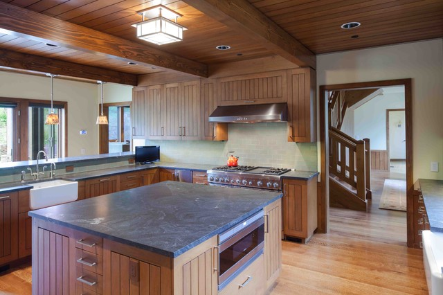 Jackson hole residence rustic kitchen other by for Kitchen jackson hole