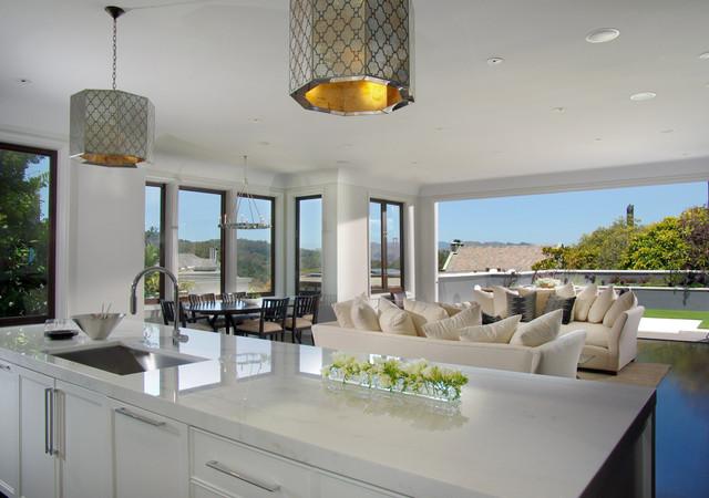 Jackson Residence contemporary-kitchen