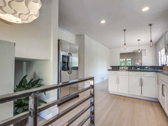 Jackson St. contemporary-kitchen