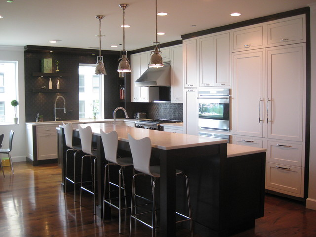 Jaclyn Wike contemporary-kitchen