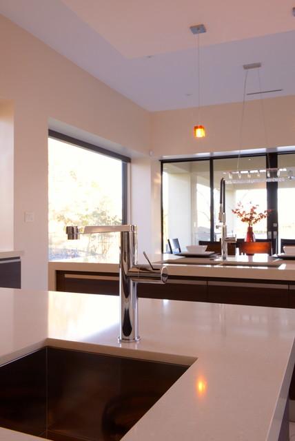 Jafar Residence contemporary-kitchen