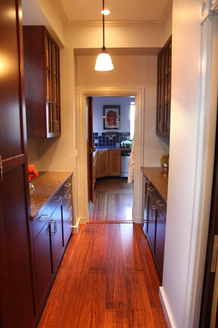 Bathrooms, Butler's Pantry And Laundry