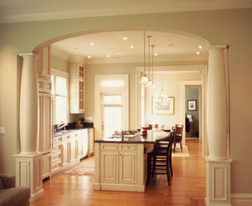 James G Stavoy Architect Aia Traditional Kitchen San