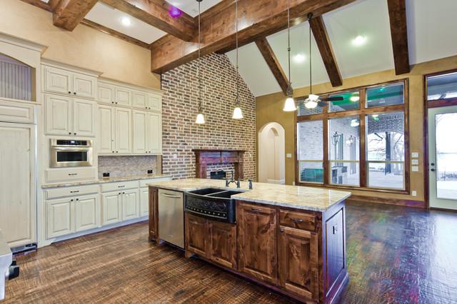 James Hurt traditional-kitchen