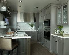 jamesthomas, LLC contemporary-kitchen