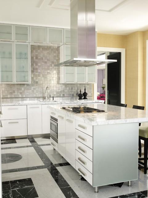 Jamie Herzlinger modern-kitchen