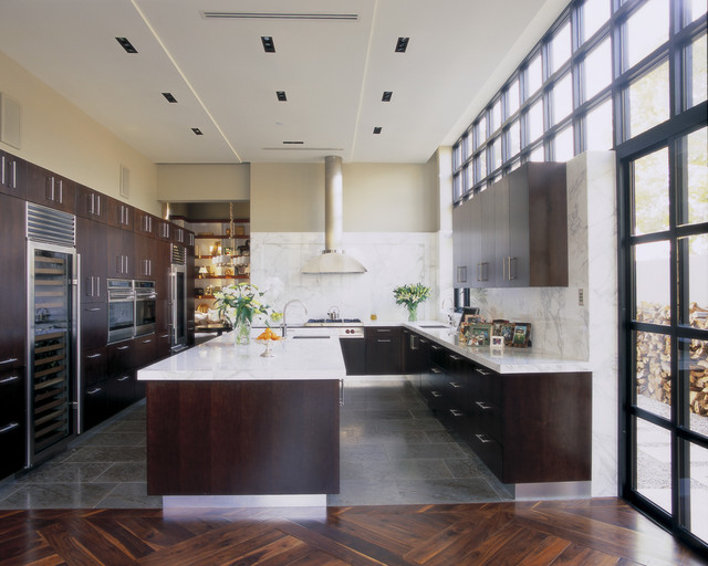 Jamie Herzlinger contemporary kitchen
